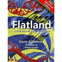 Flatland - Elite Illustrated Edition (English Edition)