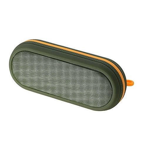 Outdoor Sports rechargeable Enceinte Bluetooth étanche Connect Tif Disponible by hui Yuan Vert