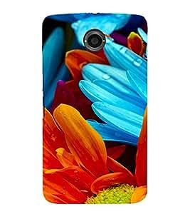 Ebby Premium 3d Desinger Printed Back Case Cover For LG Nexus 6 (Premium Desinger Case)