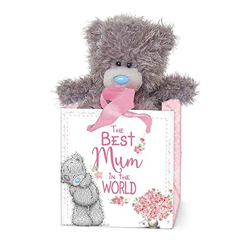 """5"""" Best Mum Me to You Bear In Bag"""