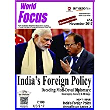 India's Foreigh Policy (November 2017)