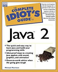 The Complete Idiot's Guide to Java 2 by Michael Morrison (1999-06-01)