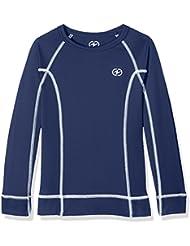 Damartsport T-Shirt Easy Body 4 Enfant Camiseta, Tinta, XS