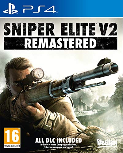 Sniper Elite 2 Remastered PS4