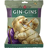 The Ginger People Gin Gins Original Chewy Ginger Candy 150g preisvergleich bei billige-tabletten.eu