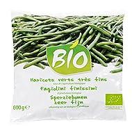 Haricots verts très fins BIO - 600 g - Surgelé