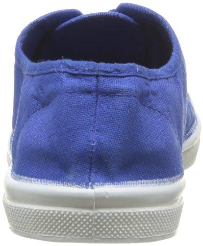 Bensimon - Sneaker Tennis Lacet, Donna Blu (Bleu (Bleu Vif 536))