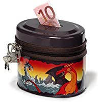 Preisvergleich für NICI Creatures Metal Money Bank with Zip by Nici