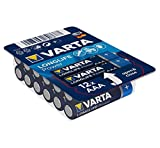 Varta High Energy Batterie AAA Micro Alkaline Batterien LR03-12er Pack