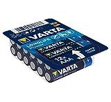 Varta High Energy Batterie AAA Micro Alkaline Batterien LR03-12er Pack