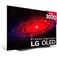 """LG OLED65CX-ALEXA - Smart TV 4K OLED 164 cm (65"""") con Inteligencia Artificial, Serie C, Procesador Inteligente α9 Gen3, Deep Learning, 100% HDR, Dolby Vision/ATMOS, HDMI 2.1"""