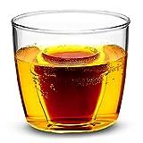 Glas Bomb Shot Gläser 6.15oz/175ml–Set von 3–Glas Tassen für servieren Bomb Shots wie Jagerbombs