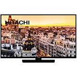 Hitachi 40He4001 Led TV Full HD Smart TV WiFi, 101.6 Cm, Negro