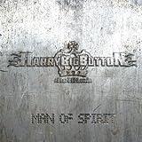 HarryBigButton-[Man Of Spirit] 2nd Album Package Korean Rock Band Vintage Modern Styl