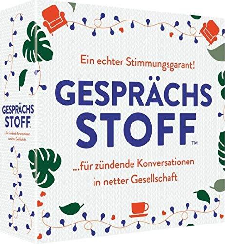 Kylskapspoesi 43022 - Gesprächsstoff XL - für zündende Konversationen in netter Gesellschaft