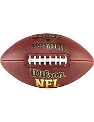 WILSON NFL Force Official Balón de fútbol Americano, Unisex, marrón, Talla Única