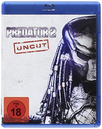 Predator 2 - Uncut [Blu-ray]