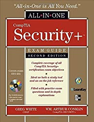 CompTIA Security+ All-in-One Exam Guide, Second Edition (Exam SY0-201) 2nd edition by White, Gregory, Conklin, Wm. Arthur, Williams, Dwayne, Davis (2008) Hardcover