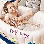 Jilong Inflatable Bath with Heat Sensor