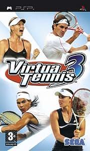 Virtua Tennis 3 (PSP)