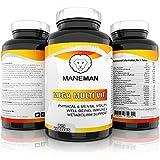 Mega Multivitamin maneman für Mann-körperliche und geistige Vitalität, Wellness, unterstützen das Immunsystem und den Stoffwechsel von qualitativ hochwertigen Männer in den 120 Tabletten UK gemacht le