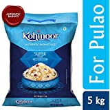 Kohinoor Super Value Basmati Rice, Blue, 5 kg
