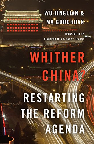 Whither China?: Restarting the Reform Agenda