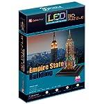 CubicFun - Puzzle 3D Empire State Building LED (771L503)
