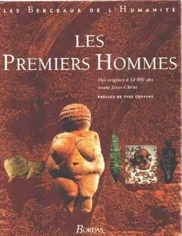 PREMIERS HOMMES T.1 (Ancienne Edition) par Collectif