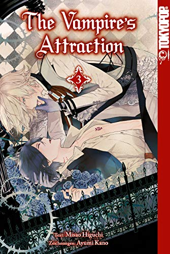 The Vampire´s Attraction - Band 3