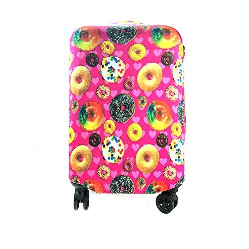 CHMETE Linda Spandex equipaje de viaje equipaje maleta para Carcasa protectora Funda(18-22 pulgadas equipaje )