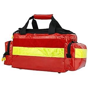 Notfalltasche – Erste Hilfe Tasche für Wassersport, Segeln, Motorboot groß aus Plane