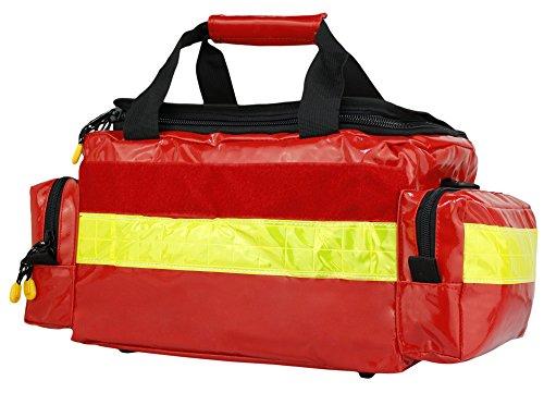Notfalltasche - Erste Hilfe Tasche für Wassersport, Segeln, Motorboot groß aus Plane