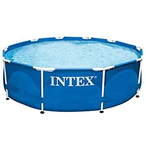 intex metal frame pool removable garden. Black Bedroom Furniture Sets. Home Design Ideas