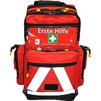 Erste Hilfe Notfallrucksack Pflegeheim - mit Verbandmittelsortiment DIN 13157 & autom. Blutdruckmessgerät aus... preisvergleich bei billige-tabletten.eu