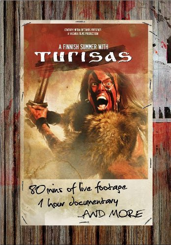 "Turisas - A Finnish Summer With (Limited) (Dvd+Cd 3"")"