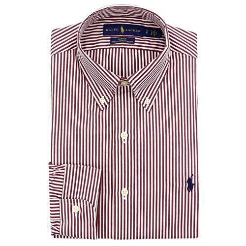 Polo ralph lauren camicia a righe uomo mod. 710723584 m