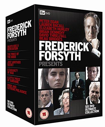 Bild von Frederick Forsyth Boxset [6 DVDs] [UK Import]