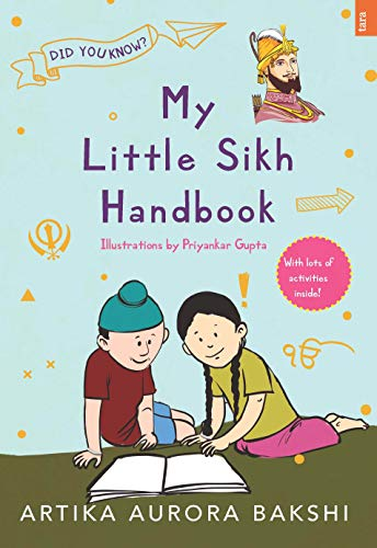 My Little Sikh Handbook