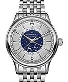Uhr MAURICE LACROIX lc6168-ss002–122–1Herrenuhr Automatik stahl
