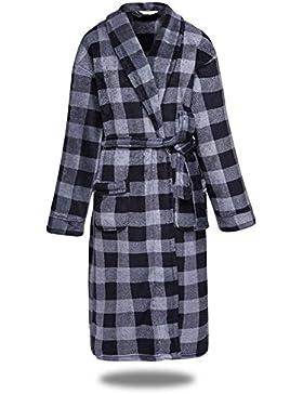 CHUNHUA L'autunno e l'inverno spazzolato Act (fibra di poliestere) pigiama servizio a domicilio veste accappatoio...