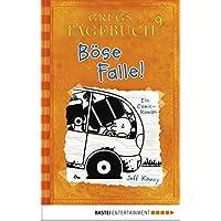 Gregs Tagebuch 9 - Böse Falle! (German Edition)