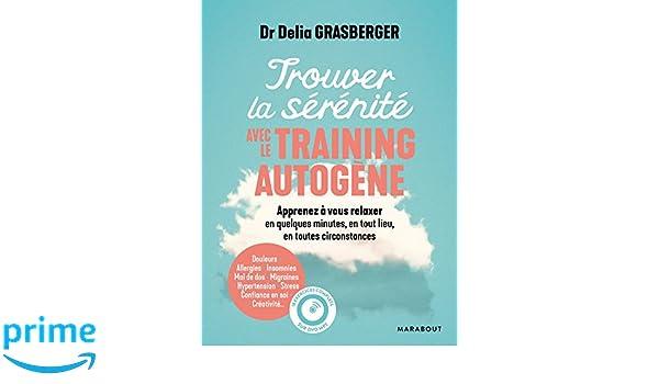 le training autogene methode de relaxation par autoconcentration concentrative