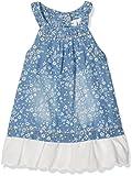 NAME IT Baby-Mädchen Kleid Nitabava Sl Dnm Dress Mznb Ger