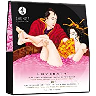 Shunga Love Bath Dragon Fruit, Color Rosa - 650 gr
