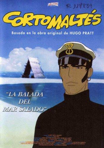 Corto Maltese: La cour secrete des Arcanes Plakat Movie Poster (11 x...