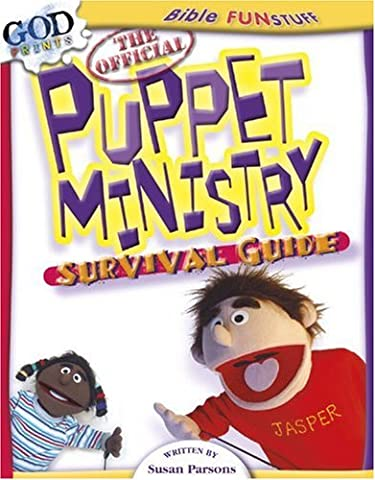 The Official Puppet Ministry Survival Guide (Pond Pals Puppet Book Series)