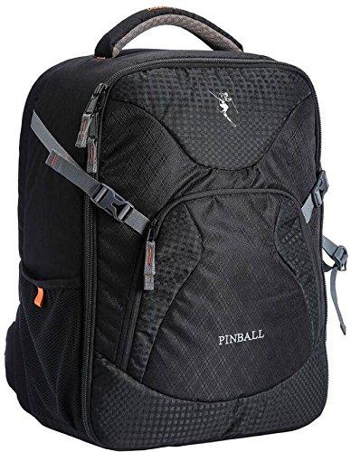 PINBALL TORINO 2 VIDEO CAMERA BAG Camera Bag Black Grey
