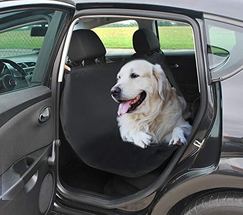Hundedecke Hunde Kofferraummatte Rückbank Autoschondec… | 00798003517044