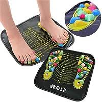 Bescita - Masajeador de pies, 1 pieza, reflectante, para piernas, alivio del dolor, masajeador